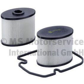 Filtro olio Diametro interno 2: 17mm, Alt.: 74mm con OEM Numero 2992447