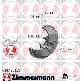 Bremstrommel Art. Nr. 430.1781.00 120,00€