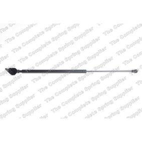 Gas Spring, boot- / cargo area 8155457 3 (BL) 1.6 MZR MY 2013