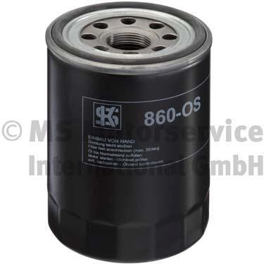 KOLBENSCHMIDT  50013860 Ölfilter Innendurchmesser 2: 61,5mm, Höhe: 97mm