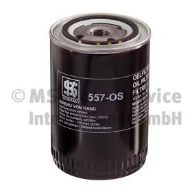 Ölfilter Innendurchmesser 2: 61,5mm, Höhe: 97mm mit OEM-Nummer 6 50 391