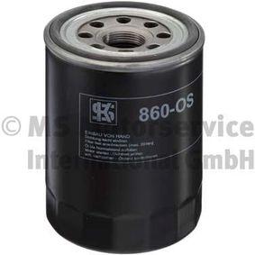 Ölfilter Innendurchmesser 2: 61,5mm, Höhe: 97mm mit OEM-Nummer 897021-5760
