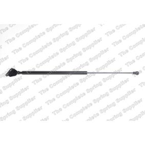 Gas Spring, boot- / cargo area 8155456 3 (BL) 1.6 MZR MY 2011