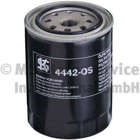 Filtro de aceite Diámetro exterior 2: 72mm, Diám. int. 2: 63mm, Altura: 134mm con OEM número 152087F40A