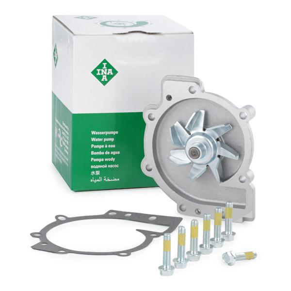 Water Pump INA 538004310 expert knowledge
