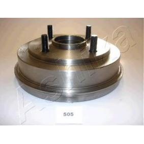 Bremstrommel mit OEM-Nummer MB 242004
