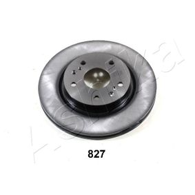 Bremsscheibe Bremsscheibendicke: 22mm, Ø: 280mm mit OEM-Nummer 5531161M00