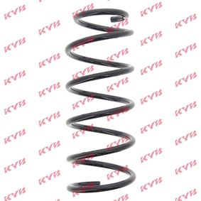 Coil Spring Length: 372mm, Length: 372mm, Length: 372mm, Thickness 1: 12,5mm, Ø: 144mm with OEM Number 96535004