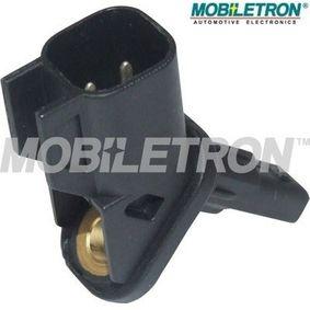 Sensor, Raddrehzahl Pol-Anzahl: 2-polig mit OEM-Nummer 3M5T-2B-372AB