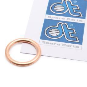 Anello di tenuta, vite di scarico olio Ø: 22mm, Spessore: 2mm, Diametro interno: 16mm con OEM Numero 016430