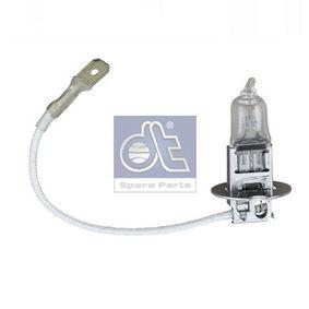 Bulb, spotlight H3, 55W, 12V 9.78110 FORD FIESTA, TRANSIT, ESCORT