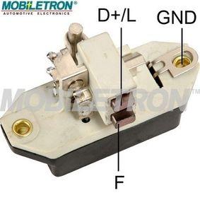 Regulador del alternador Tensión de servicio: 14V con OEM número 070 903 803A