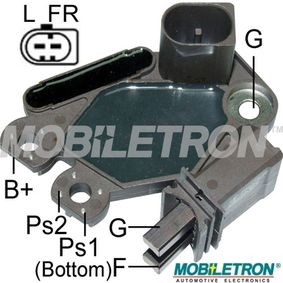 MOBILETRON  VR-PR2292H Alternator Regulator Operating Voltage: 14V