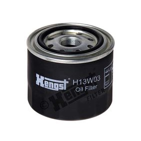 2012 Nissan Note E11 1.6 Oil Filter H13W03