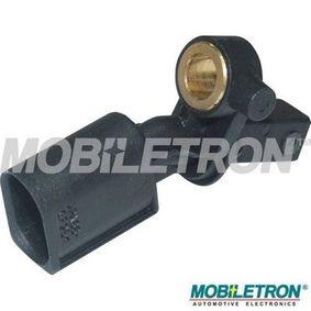 Sensor, Raddrehzahl Pol-Anzahl: 2-polig mit OEM-Nummer 6Q0927807B