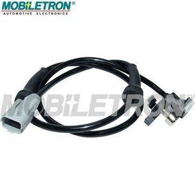 Sensor, Raddrehzahl Länge: 780mm, Pol-Anzahl: 2-polig mit OEM-Nummer 96 436 880