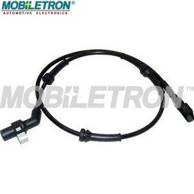 Sensor, Raddrehzahl Länge: 880mm, Pol-Anzahl: 2-polig mit OEM-Nummer 96FB-2B-372-BD