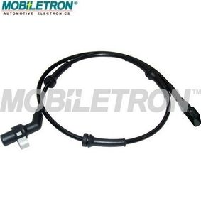Sensor, Raddrehzahl Länge: 880mm, Pol-Anzahl: 2-polig mit OEM-Nummer 1E00-43701B