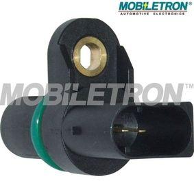 Sensor, Nockenwellenposition Pol-Anzahl: 3-polig mit OEM-Nummer 1214 1 435 351