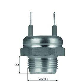 Термошалтер, вентилатор на радиатора TSW 4D 800 (XS) 2.0 I/SI Г.П. 1999
