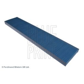 BLUE PRINT  ADV182519 Filter, Innenraumluft Länge: 535mm, Breite: 110,0mm, Höhe: 25mm