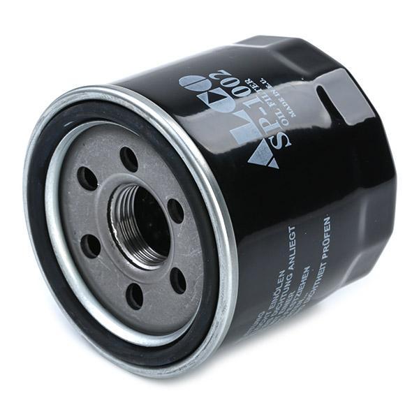 Ölfilter ALCO FILTER SP-1002 5294512101941