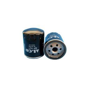Filtre à huile Hauteur: 98,0mm avec OEM numéro 4434791
