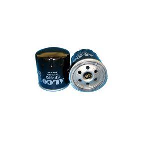Ölfilter Höhe: 84,3mm mit OEM-Nummer 5 005 572