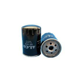 Filtre à huile Hauteur: 117,8mm avec OEM numéro 0031840601