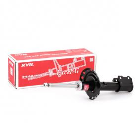 Shock Absorber 339702 Astra Mk5 (H) (A04) 1.6 Turbo MY 2007