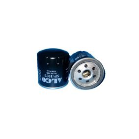 Ölfilter Ø: 78,5mm, Höhe: 84,5mm mit OEM-Nummer 1455 760