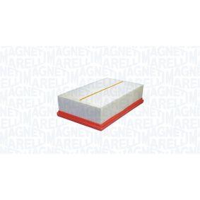 Luftfilter Länge: 292mm, Breite: 176,5mm, Höhe: 70mm mit OEM-Nummer 5Q0 129 620 D