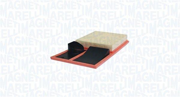MAGNETI MARELLI  153071760732 Luftfilter Länge: 375mm, Breite: 190mm, Höhe: 43mm, Länge: 375mm