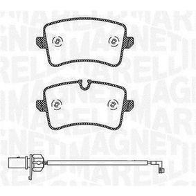 Kit de plaquettes de frein, frein à disque Hauteur 1: 58,5mm, Hauteur 2: 59,8mm, Épaisseur 1: 17,5mm avec OEM numéro 9A7 698 451 00