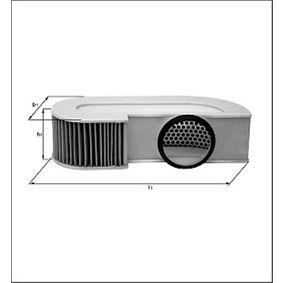 Bremsbelagsatz, Scheibenbremse Höhe 1: 53mm, Dicke/Stärke 1: 17mm mit OEM-Nummer 4B0698451