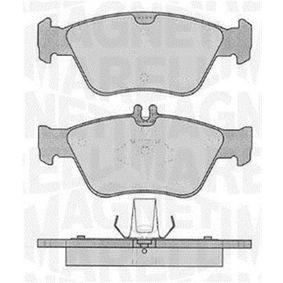 Bremsbelagsatz, Scheibenbremse Höhe 1: 59,4mm, Höhe 2: 67mm, Dicke/Stärke 1: 19,5mm mit OEM-Nummer A00 442 002 2067