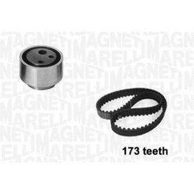 Zahnriemensatz Breite: 18mm mit OEM-Nummer 5997325