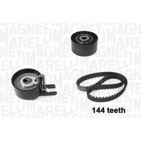 Timing Belt Set 341306450000 206 Hatchback (2A/C) 1.4 HDi MY 2007