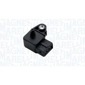 Sensor, Ladedruck 215810005000 3 Limousine (E46) 320d 2.0 Bj 1999