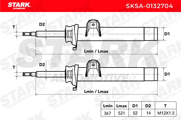 SKSA-0132704 STARK mit 20% Rabatt!