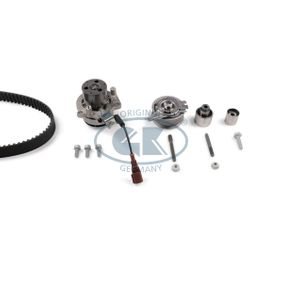 Tiguan 5n 2.0TDI 4motion Wasserpumpe + Zahnriemensatz GK K980316A (2.0 TDI 4motion Diesel 2018 CUWA)