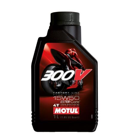 Motoröl 104125 MOTUL 15W50 in Original Qualität