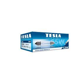 TESLA  B85302 Glühlampe, Kennzeichenleuchte