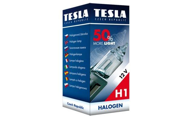 TESLA  B30101 Glühlampe, Hauptscheinwerfer