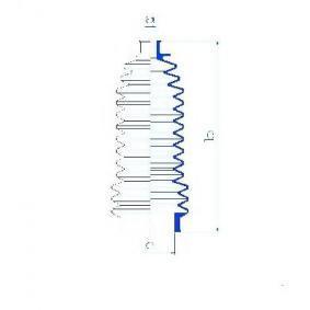 Маншон, кормилно управление 83595 25 Хечбек (RF) 2.0 iDT Г.П. 2002
