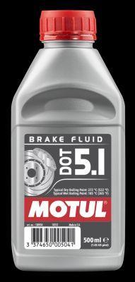 Bremsflüssigkeit MOTUL ISO492551 Erfahrung
