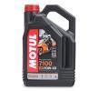 Двигателно масло 10W-40, съдържание: 4литър, Масло напълно синтетично EAN: 3374650020310