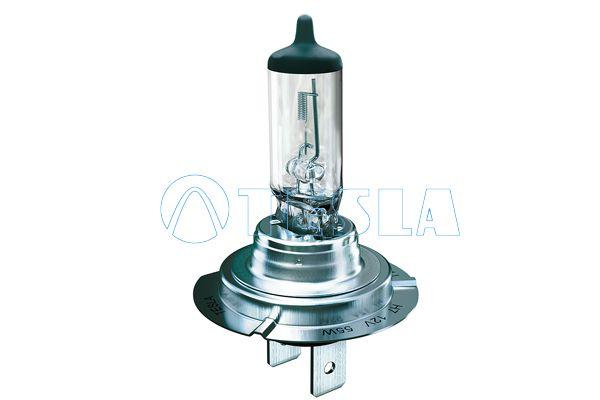 Glühlampe, Fernscheinwerfer TESLA B10701 22105813606022360602