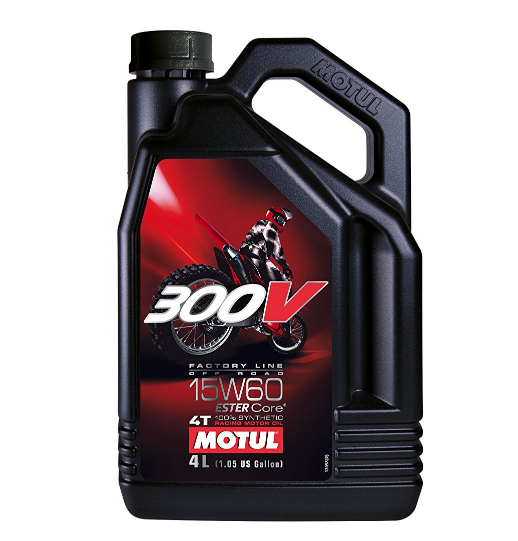 Motoröl 104138 MOTUL 300VFLOFFROAD15W60 in Original Qualität