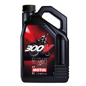 104138 MOTUL 300VFLOFFROAD15W60 in Original Qualität